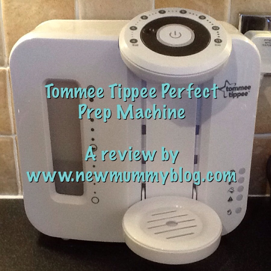 newmummyblog , tommee tippee, perfect prep, review, baby, newborn, mummy, parents