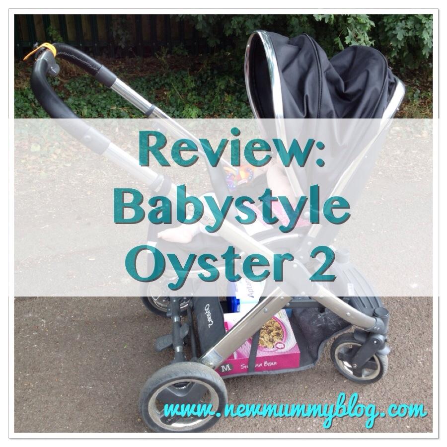 babystyle oyster2 pram pushchair