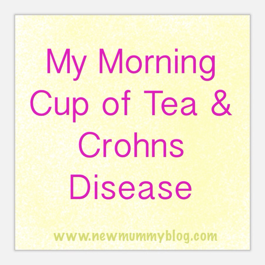 mysundayphoto tea  and crohns disease