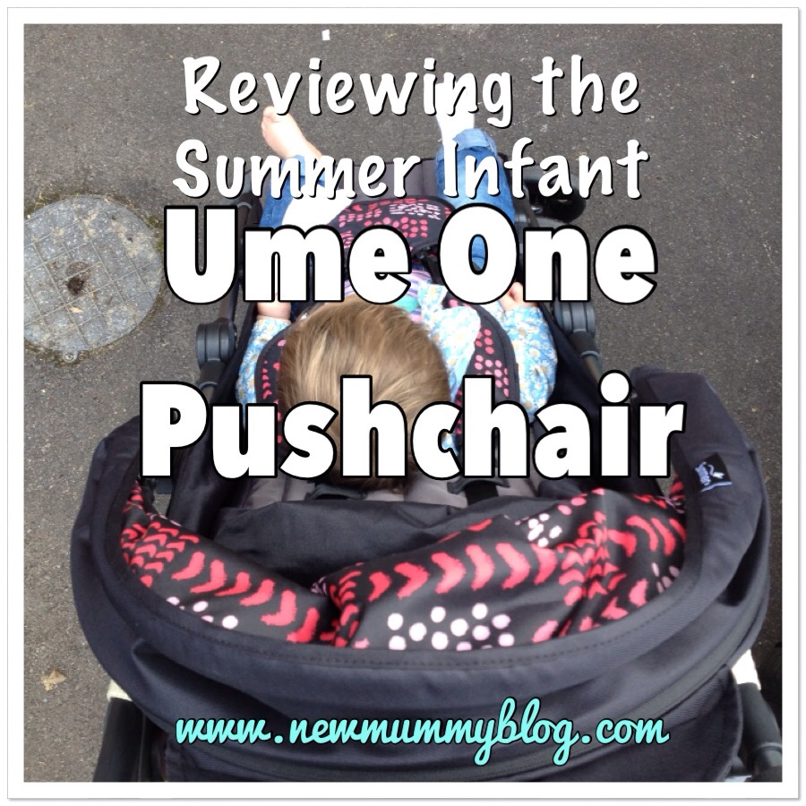 Summer Infant Ume One Pushchair Stroller