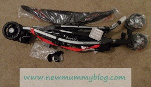 New Mummy Blog unpacking the Summer Infant Ume One