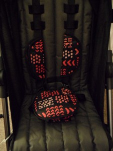 New Mummy Blog Ume One Red Seat