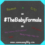 New Mummy Blog #TheBabyFormula Linky Badge
