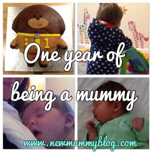 Newmummyblog one year of being a mummy baby turns one