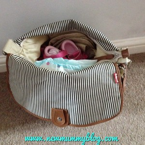 New Mummy Blog Changing bag