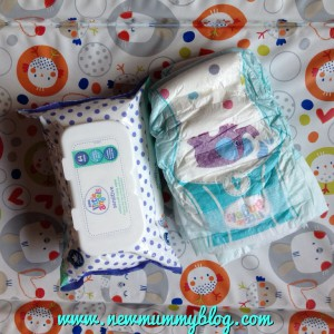 New Mummy Blog Wipes Nappies Changing