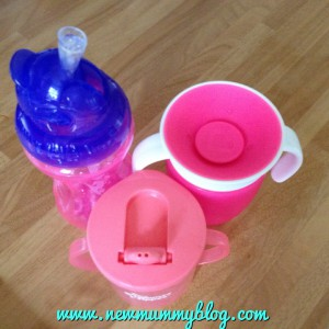 New Mummy Blog baby cups