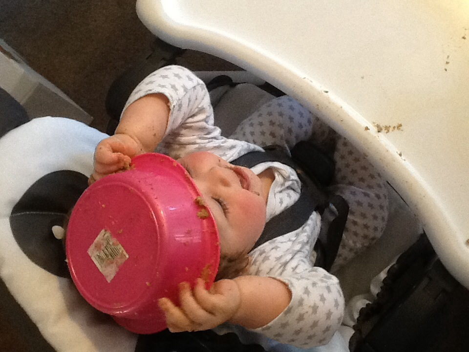 New mummy blog things parents say when weaning