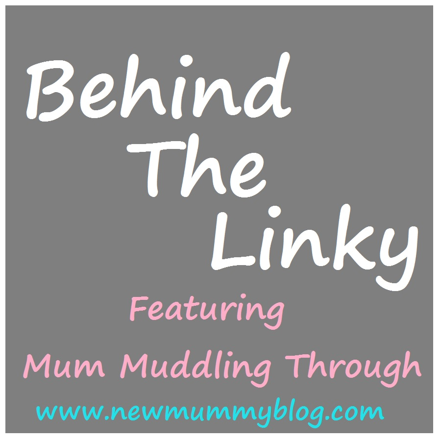 New Mummy Blog Guest Series Behind The Linky Mum Muddling Through