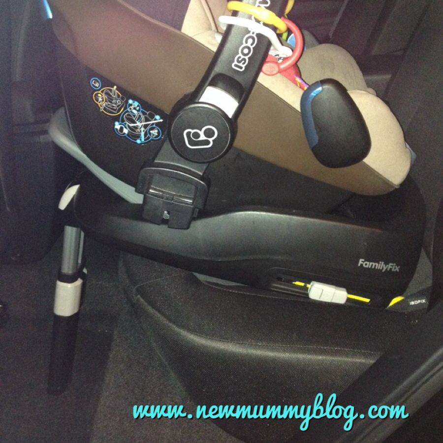What is i-size and isofix, why is rear-facing safer Group 1 car seat