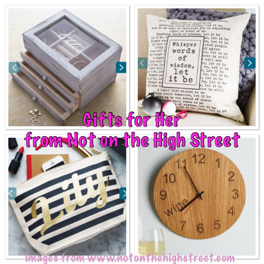 New mummy blogs gift guide for her wife girlfriend - presents for wife