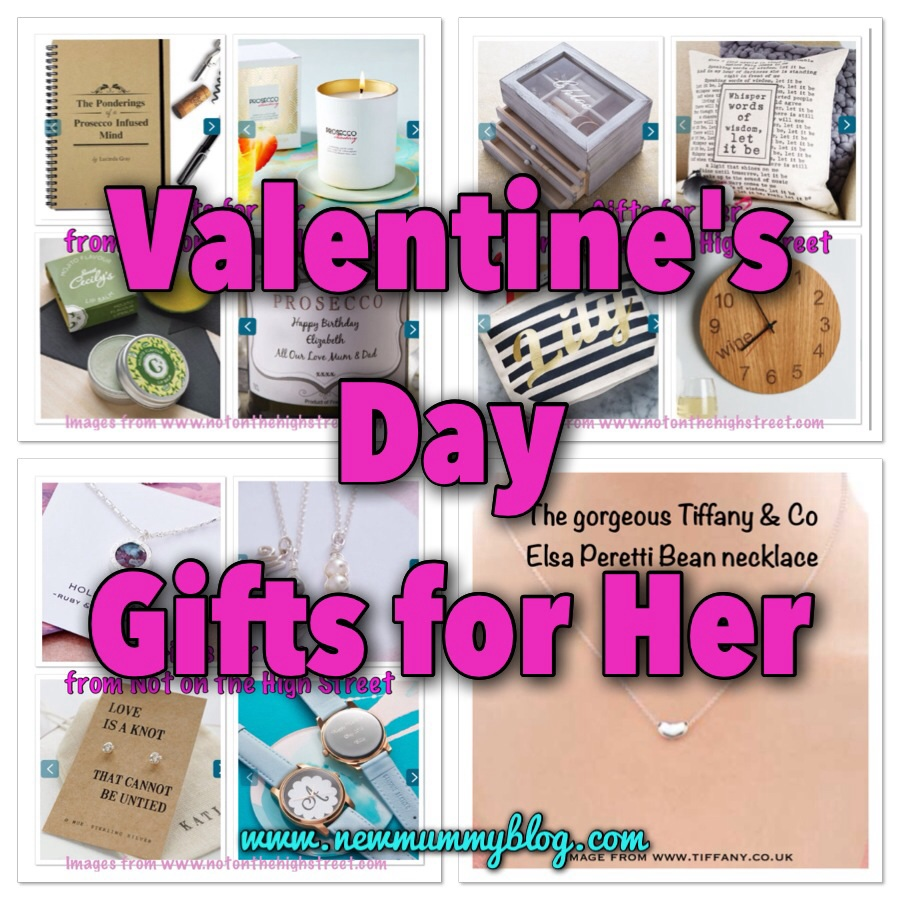 Valentines presents for wife or girlfriend