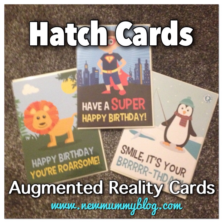 Hatch Cards Augmented Reality Greetings Cards Review