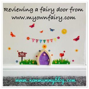 My own fairy door review