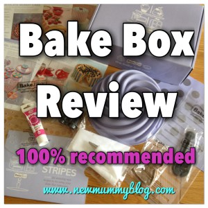 photo 4 - bake box subscription box recommended
