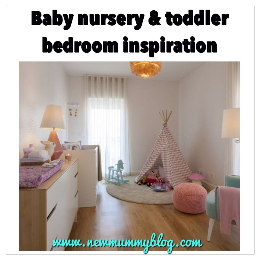 Getting inspiration for baby and nursery