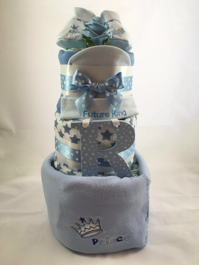 New Mummy Blog Newborn gift by Nappy Cake by Baby Creations