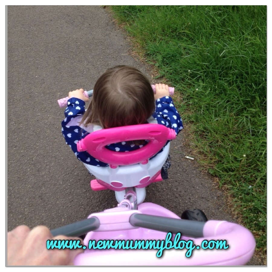 new mummy blog toddler trip in her smartrike 4 in one