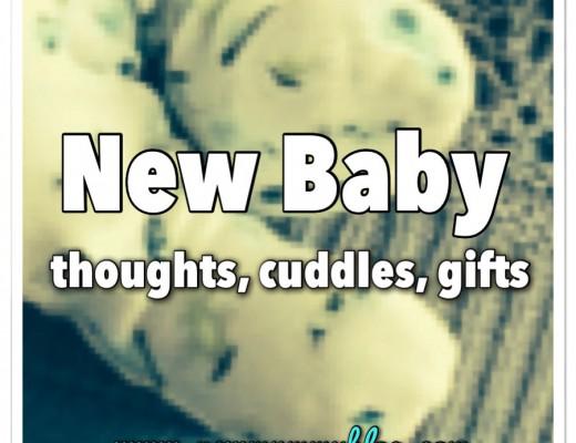 New Mummy Blog New Baby Newborn Cuddles