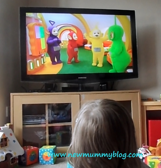 Teletubbies New Mummy Blog