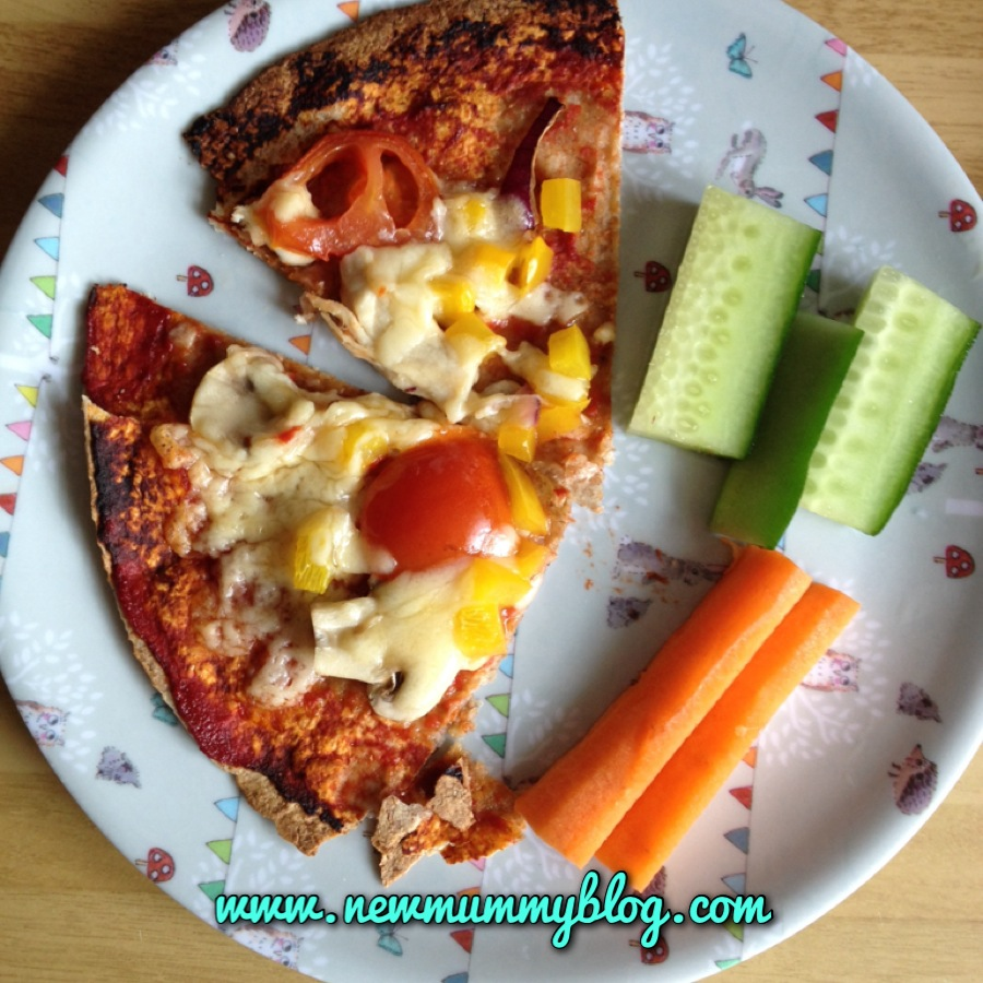 nosandwich lunches fajita pizza