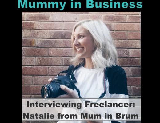 New Mummy Blog interviews Mum In Brum for #MummyInBusiness - Natalie's profile picture