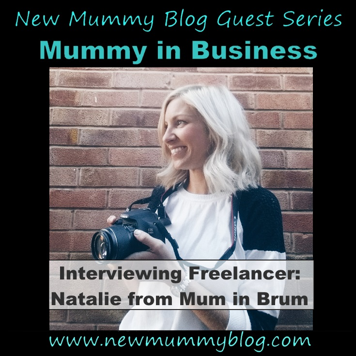 New Mummy Blog interviews Mum In Brum for #MummyInBusiness - Natalie's profile picture