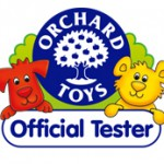 New Mummy Blog is an Orchard Toys official tester