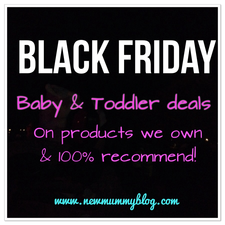 Baby and toddler deals - products we love