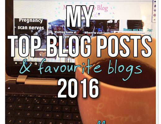 new mummy blog website - blog posts of 2016