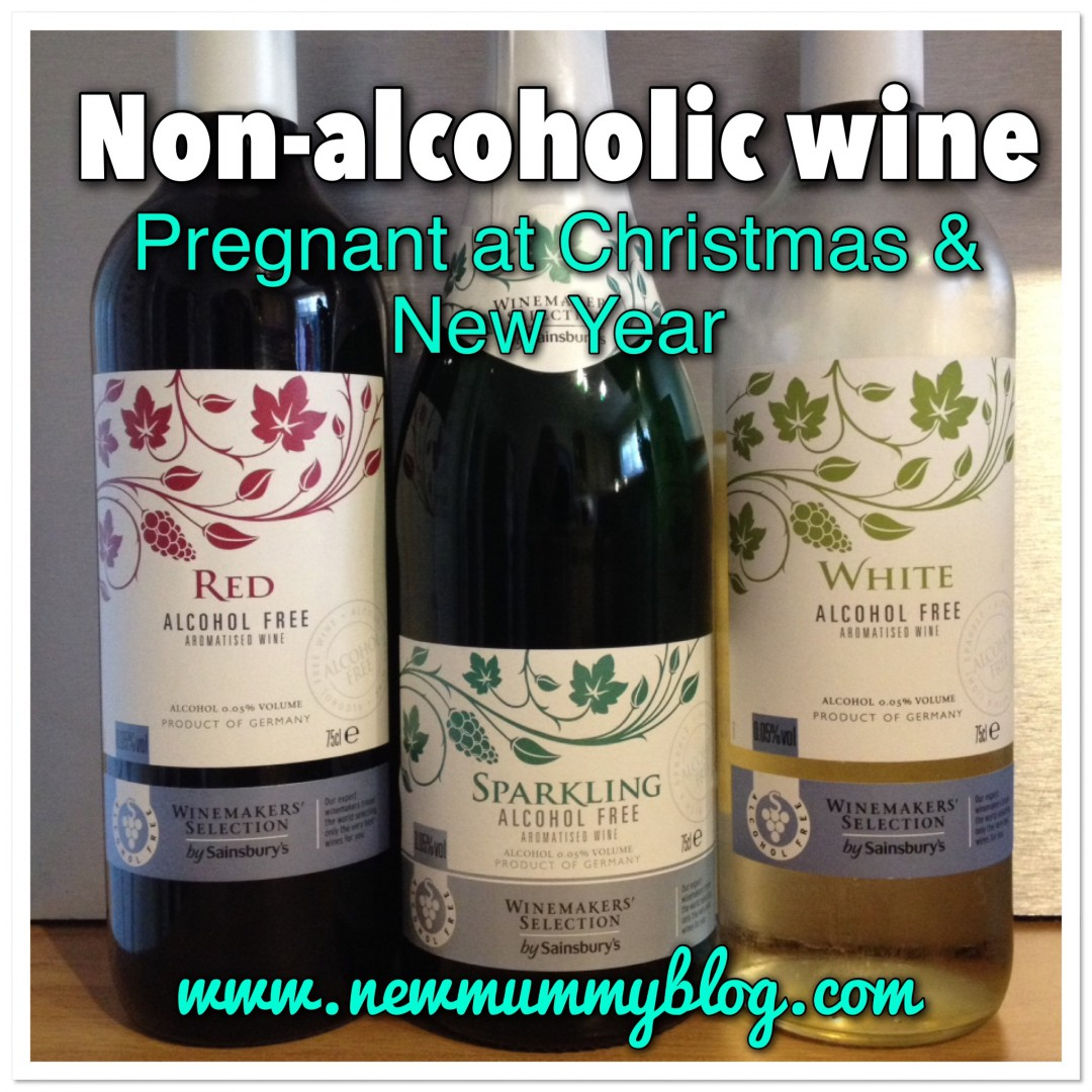 Non-alcoholic wine review - Sainsburys red, white and sparkling wine