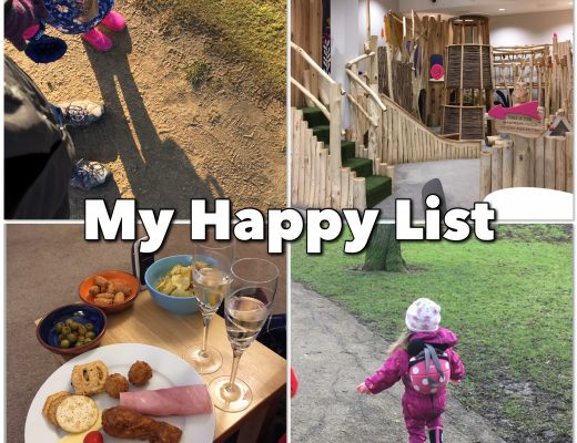 Happy List - 2017, family, friends, non-alcoholic wine