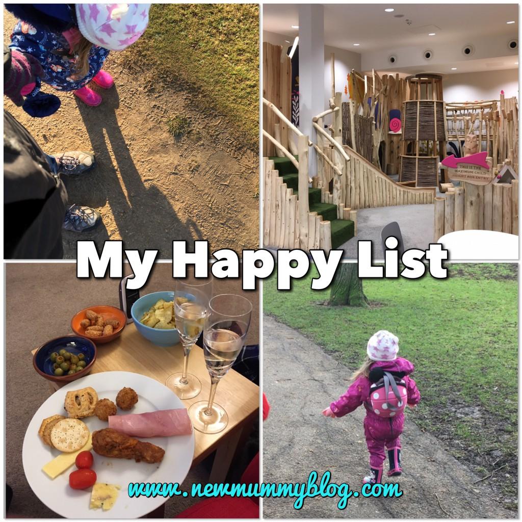 Happy List - 2017, family, friends, non-alcoholic wine