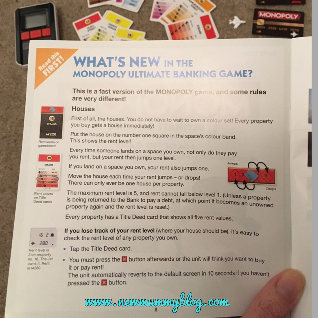 Monopoly Ultimate Banking Edition Review New Mummy Blog