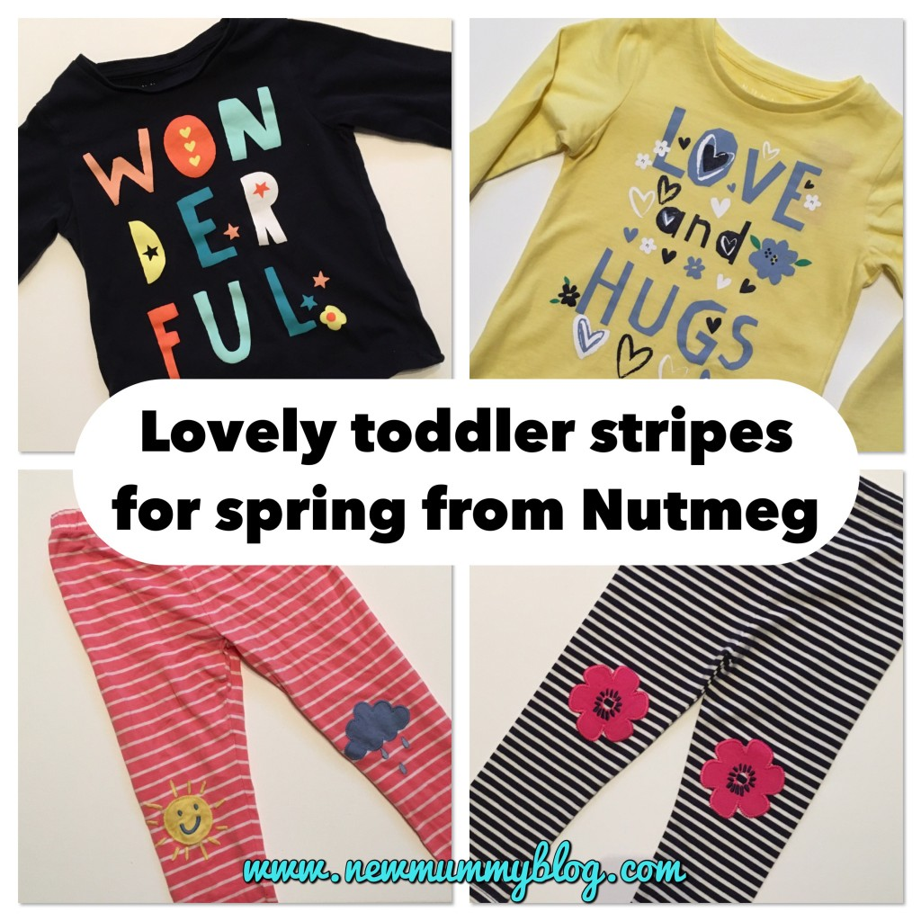 Nutmeg Toddler clothes for spring