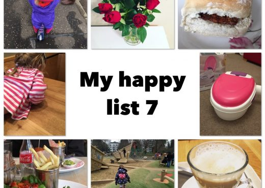 Happy list - roses, Valentine's, family, friends, scooter, Scotland