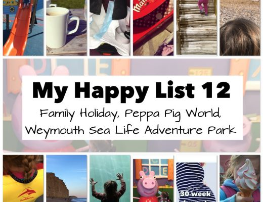 Happy List - Weymouth Sea Life Centre, West Bay Holiday Park, Parkdean, Mothers Day