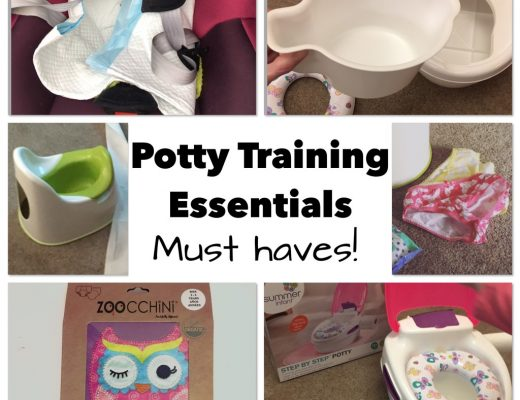 Potty Training Essentials - Everything you need for Potty Training