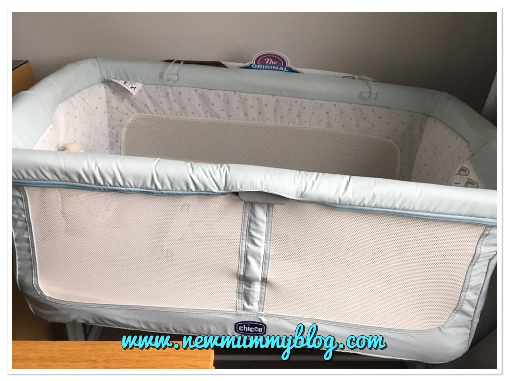 chicco next2me dream crib review new mummy blog. Black Bedroom Furniture Sets. Home Design Ideas