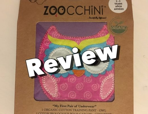 Potty Training Pants Review - Zoocchini Pants