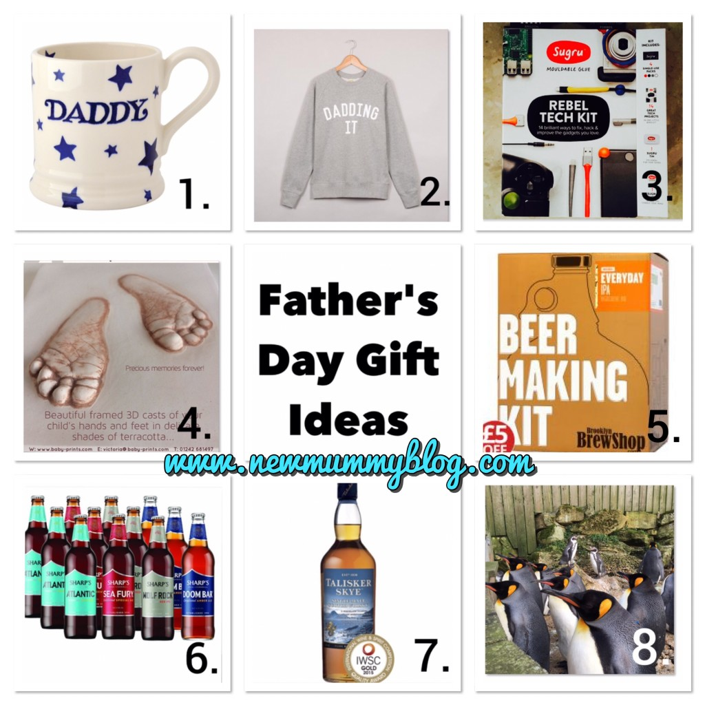 Father's Day gift ideas new mummy blog