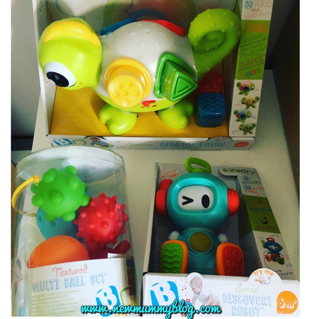 Infantino BKids sensory toys