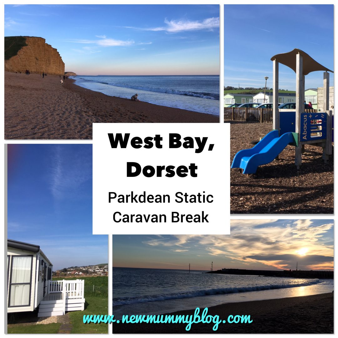 West Bay Dorset Parkdean review caravan holiday Jurassic Coast family friendly