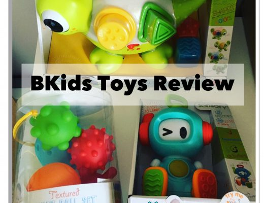 BKids toys review - baby sensory toys for babies age 6 months to 3 years, shape sorter,