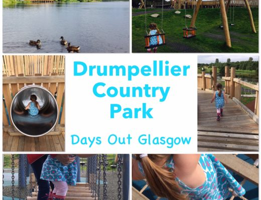 Drumpellier Country Park days out with kids family friendly fun Glasgow