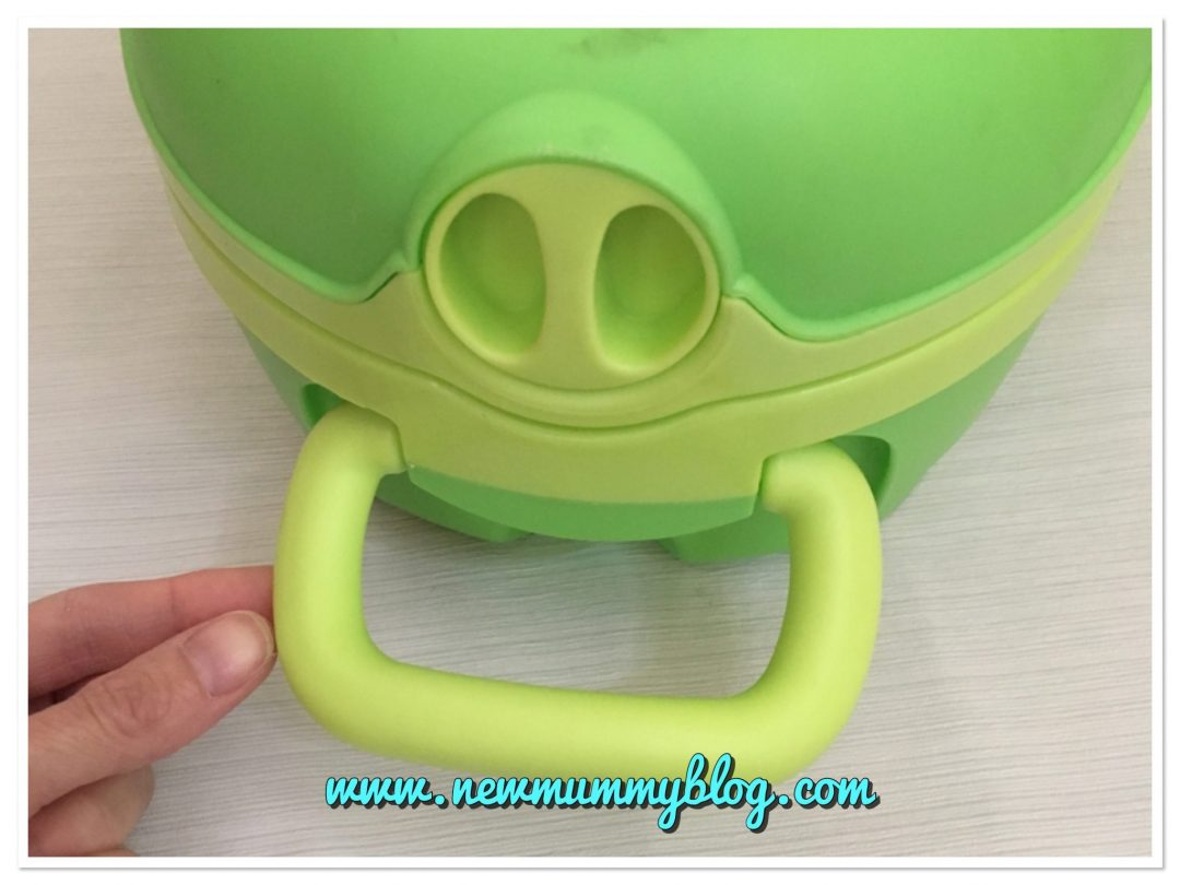My Carry Potty Review easy to use and kid friendly