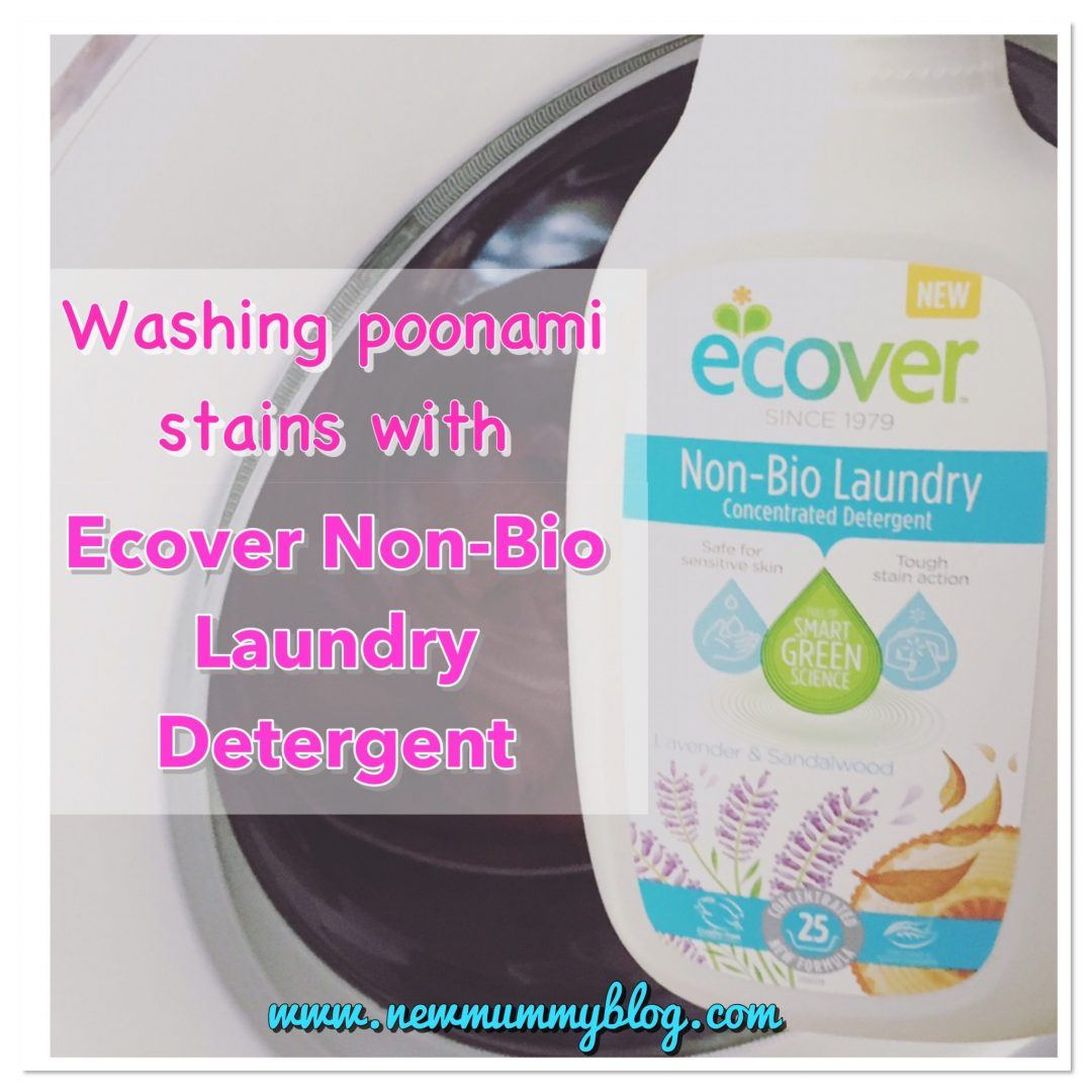 Ecover eco friendly washing
