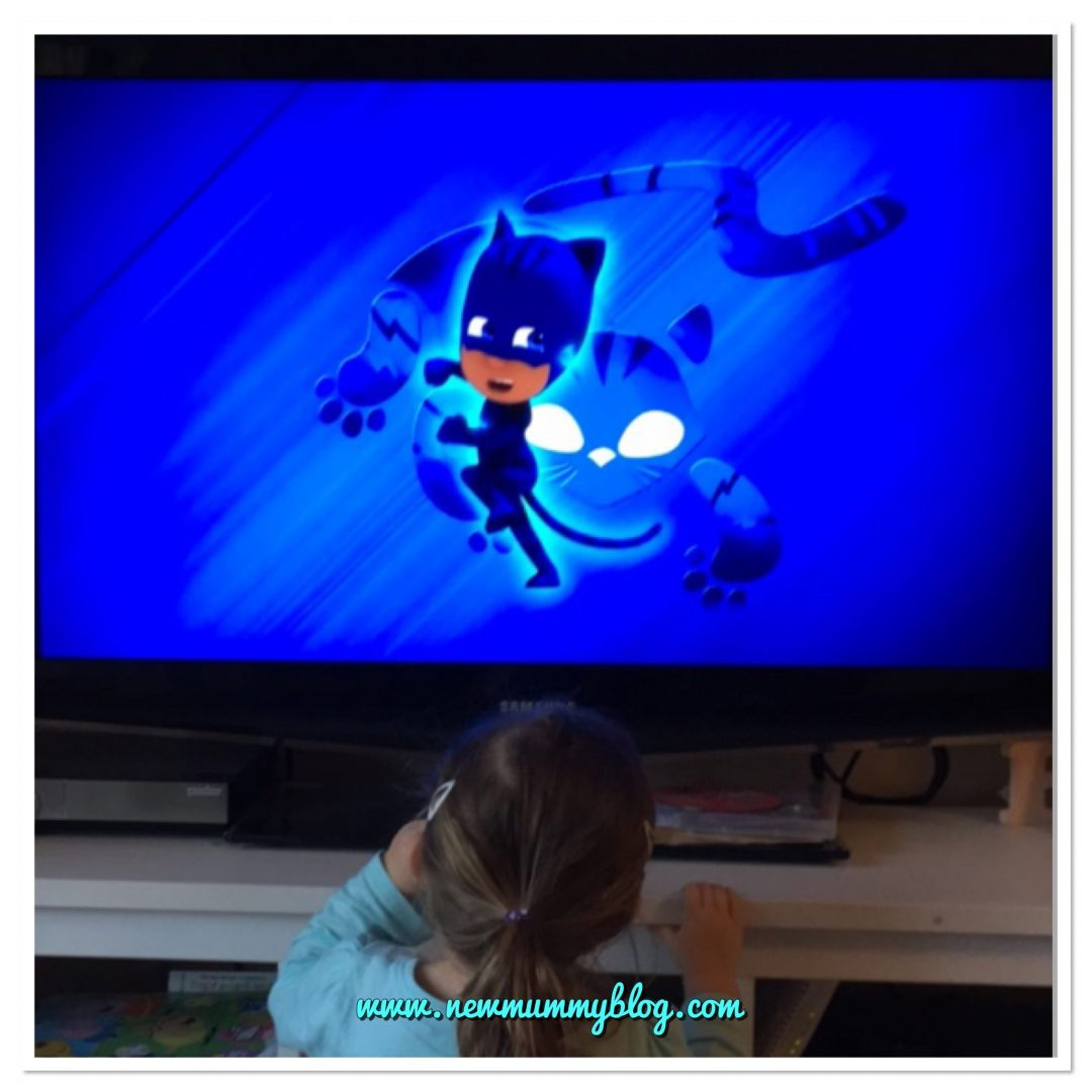 PJ Masks DVD - Time to Be a Hero Review and giveaway