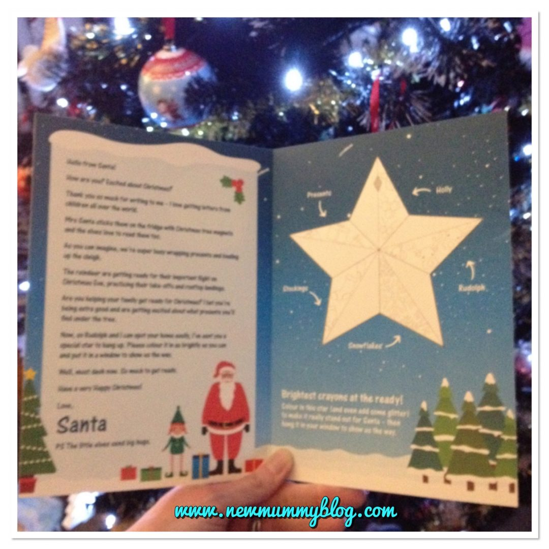 Free and paid for letter from santa last posting dates for your royal mail letter from santa 2016 letter from santa 2017 father christmas new mummy blog spiritdancerdesigns Images