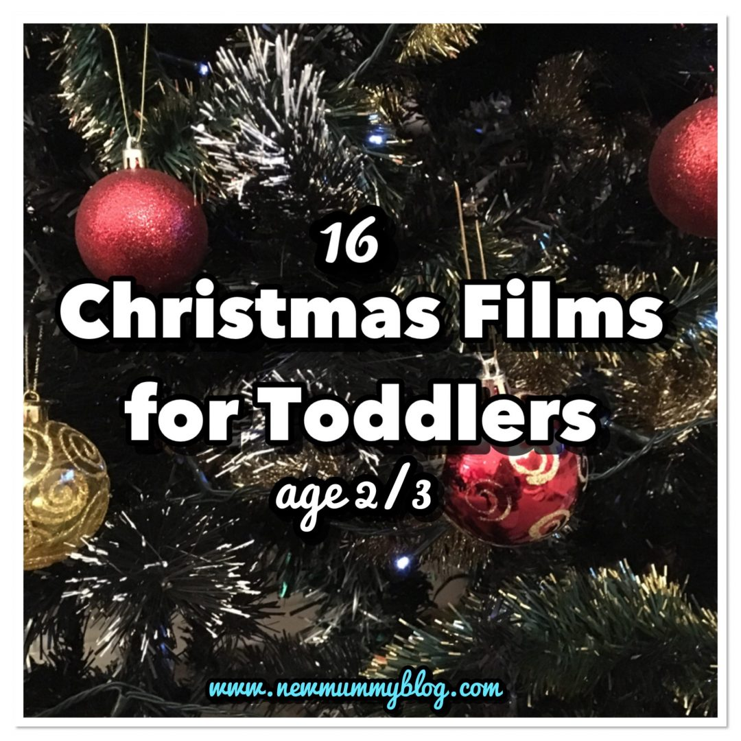 Christmas films for toddler blogger collaboration favourite films